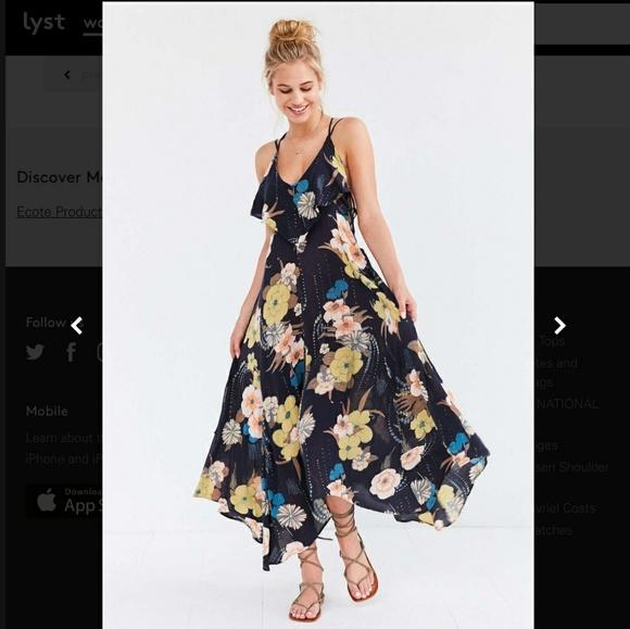 71009fffc27 Urban Outfitters Boho Festival dress